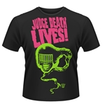 Camiseta 2000AD Judge Death - Judge Death LIVES!