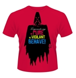 Camiseta 2000AD Torquemada - Be PURE, Be VIGILANT, Behave