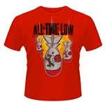 Camiseta All Time Low - Da Bomb