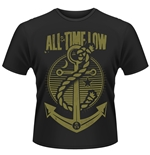 Camiseta All Time Low - Holds It Down