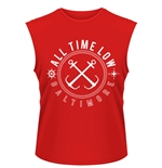 Camiseta All Time Low - Sea Sick