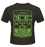 Camiseta All Time Low - War Press