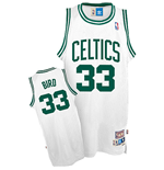 Camiseta adidas Boston Celtics #33 Larry Bird Soul Swingman Home