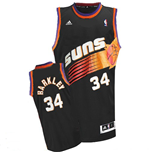 Camiseta adidas Phoenix Suns #34 Charles Barkley Soul Swingman Alternate