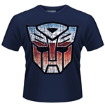 Camiseta Transformers Autobot Shield