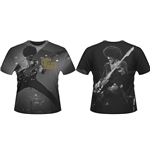 Camiseta Thin Lizzy shirt Thin Lizzy Phil Lynott Live (all Over PRINT)