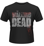 Camiseta The Walking Dead Splatter