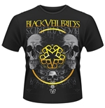 Camiseta Black Veil Brides 119517