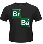 Camiseta Breaking Bad Elements