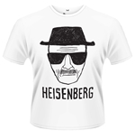 Camiseta Breaking Bad Heisenberg Sketch