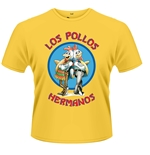 Camiseta Breaking Bad Los Pollos