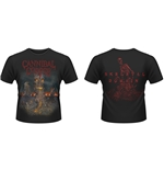 Camiseta Cannibal Corpse A Skeletal Domain 3