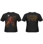 Camiseta Cannibal Corpse 119611