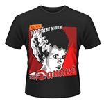 Camiseta The Damned WARNING!