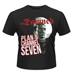 Camiseta The Damned PLAN 9 CHANNEL 7