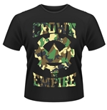 Camiseta Crown The Empire RUN AND HIDE