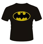 Camiseta Batman Logo Original Negro