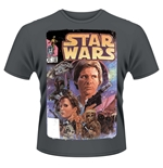 Camiseta Star Wars Cómic