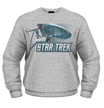 Sudadera Star Trek Vintage Enterprise