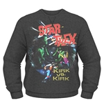 Sudadera Star Trek Kirk Vs Kirk