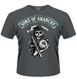 Camiseta Sons of Anarchy Reaper Shamrock