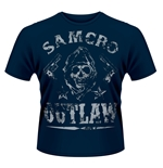 Camiseta Sons of Anarchy Outlaw