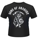 Sons Of Anarchy Camiseta Clásica