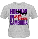 Camiseta Dead Kennedys HOLIDAY IN CAMBODIA 2