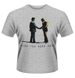 Camiseta Pink Floyd Wish You Were Here""
