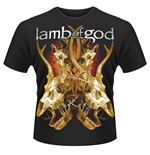 Camiseta Lamb of God 120079