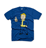 Camiseta FALLOUT Vault Boys Thumbs Up - L