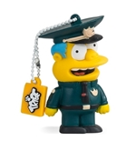 "Memoria USB Los Simpsons ""Chief Wiggum"" 8GB"
