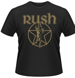 Camiseta Rush Metallic Starman