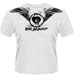 Camiseta Rise Against Paperwings