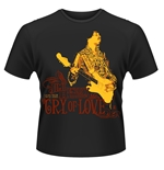Camiseta Jimi Hendrix Cry Of Love