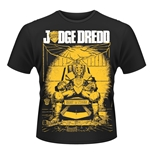 Camiseta Judge Dredd 120487