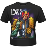 Camiseta Judge Dredd 120494