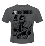 Camiseta Judge Dredd I Am The Law 3