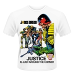 Camiseta Judge Dredd 120499