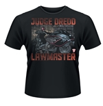 Camiseta Judge Dredd 120500