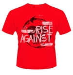 Camiseta Rise Against 120503