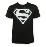 Camiseta Superman Chalk