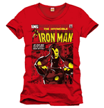 Camiseta Iron Man 120899