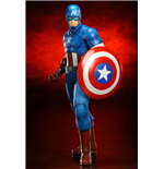 Marvel Comics Estatua PVC ARTFX+ 1/10 Captain America (Avengers Now) 19 cm