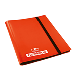 Ultimate Guard 9-Pocket FlexXfolio Carpeta para Cartas Naranja
