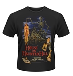 Camiseta Plan 9 - House On Haunted Hill