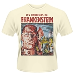 Camiseta The Horror of Frankenstein 121149