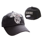 Sons of Anarchy Gorra Béisbol Dead Logo black