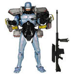 Robocop Figura Deluxe Robocop with Jetpack & Assault Cannon 18 cm