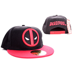 Marvel Comics Gorra Béisbol Deadpool Logo